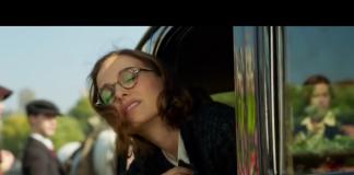 Natalie Portman in Planetarium, fonte screenshot youtube
