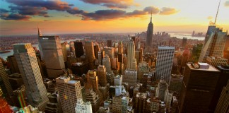 New York, font flickr