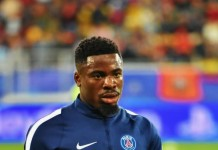 Serge Aurier, fonte By Football.ua, CC BY-SA 3.0, https://commons.wikimedia.org/w/index.php?curid=43895869
